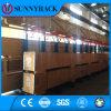 Racking Cantilever do armazenamento industrial do armazenamento de 2016 armazéns para as tubulações