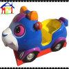 Маленькая голубая корова для езды качания малышей Youger