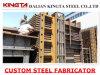 Parte d'acciaio saldata per l'OEM della fabbrica del Fabricator della strumentazione di industria pesante