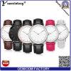 Reloj de nylon de Daniel Dw de la venta caliente Yxl-005 2016 para el reloj de la caja de acero inoxidable del cuarzo