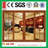 Aluminiumrahmen-schiebendes Glas-Tür