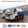 6cbm 유행 디자인 하수 오물 흡입 트럭