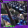 Profissionais quatro cabeças 10W LED Moving Head feixe