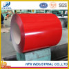 Material de construcción de acero revestido del color para la hoja 0.15-0.6m m de la azotea