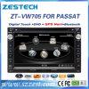 Reproductor de DVD del coche de la pantalla táctil de TFT para el polo Bora del golf 4 de VW Volkswagen Passat B5