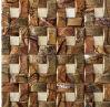 Mattonelle calde della pietra del mosaico del marmo di vendita dalla fabbrica della Cina (FYSL137)