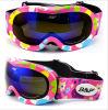 Conformité de FDA des lunettes antibrouillard avec impériale de ski d'enfants