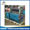Bramido horizontal del metal de la precisión que forma la máquina