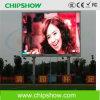 Afficheur LED polychrome extérieur P16 de Chipshow annonçant l'Afficheur LED