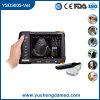 Handbediend Ce verklaarde Scanner van de Ultrasone klank van 7 Duim de Veterinaire