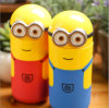 238ml Minion Cartoon 18/8 Double Wall Stainless Steel Vacuum Thermos