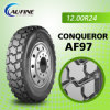 Truck Tyres, Radial Truck Tire (9.00R20, 10.00R20, 11.00R20, 12.00R20, 12.00R24)