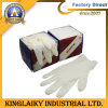 Latex medico Glove in PVC Box per Promotional Gift
