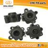 PA6 나일론 시제품 부속을 기계로 가공하는 OEM CNC