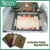 Full movido a motor Automatic Kraft Paper Bag Machine para Cement (ZT9804 & HD4913)