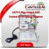 専門のSupplier High Performance CATV 2way Output Agc Control FTTH Optical Receiver