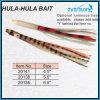 Attirail de pêche de poulpe d'amorce de Hula Hula (avaiable principaux lumineux)