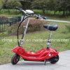 Scooter électrique pliable portatif de batterie d'acide de plomb