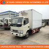 6-8t Refrigerator Truck Dongfeng 4X2 Refrigerated Truck для Sale