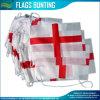 Bandeiras da corda da estamenha, bandeira de suspensão da corda, estamenha de Inglaterra (J-NF11F02010)
