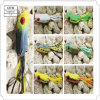 Frosch mit Skirt Tail Soft Fishing Lure