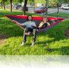 مزدوجة نيلون حديقة بالجملة يعلّب يطوي مظلّة هبوط [بورتبل] سرير معلّق