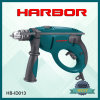 Hb-ID013 Harbor 2016 Hot Selling 13mm Impact Drill Percussion Drilling Machine