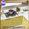Sink Countertop (높은 광택 있는)를 가진 Lacqure Kitchen 찬장