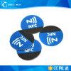 Etiqueta inalterable de papel de RFID, escritura de la etiqueta inalterable de papel de Ntag 213 de la etiqueta del Hf RFID