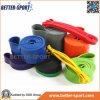 100% Puree Material Latex Flat Resistance Bands