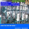 Small Start Wheat Flour Mill Quality Auto (10t)