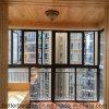 Верхнее продавая окно модельного Casement раскрывая алюминиевое