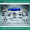 Piezas de automóvil directas del caucho de silicón de la venta de la fábrica al por mayor