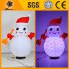 Nuovo tipo pupazzo di neve chiaro gonfiabile di Hotting dell'ornamento LED di natale