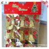 Natal Bell do ouro da decoração do partido
