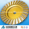 Turbo Segment Diamond Grinding Cup Wheels for Granite
