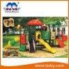Спортивная площадка малыша цветастая счастливая напольная для парка атракционов