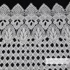 レース、衣服のアクセサリのレースのかぎ針編みによって編まれる綿織物のレース、L324