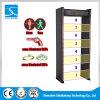 Porte de sécurité multi de détecteur de métaux de métaux de revue du projet de zone