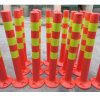 Reflective Tapeの一流のRubber Traffic Safety Cone