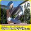 Abstracte Beeldhouwwerk van het Roestvrij staal van Keenhai het Naar maat gemaakte Grote