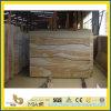 Landscape giallo Sandstone per Wall Cladding, Flooring (YYT)