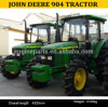 熱い販売90HPジョンのシカのトラクター、John Deereの新しいトラクター904の帽子が付いているJohn Deereのトラクター904