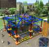 Kaiqiの子供の物理的な開発のトレーニングシステム上昇装置の冒険の運動場