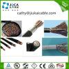 20 Schaumgummi-Haut des PET IsolierPaare telefonkabel-, Kommunikations-Kabel