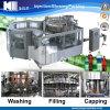 Автоматическая производственная линия напитка CSD Carbonated