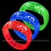 LED Light Wristband Bracelets mit Logo Printed (4011)
