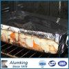 BBQのためのアルミホイルのRoll&Householdのアルミホイル