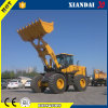 5 cargador del material de construcción de la tonelada Zl50 (XD950G)