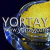 Decoraciones que cubren el pigmento clásico de la perla del oro del aerosol